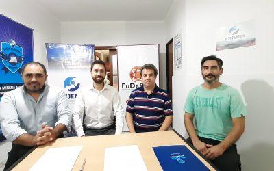 Rutas Automotores apoya las campañas socio deportiva que realiza la fundación FUDEFOMI